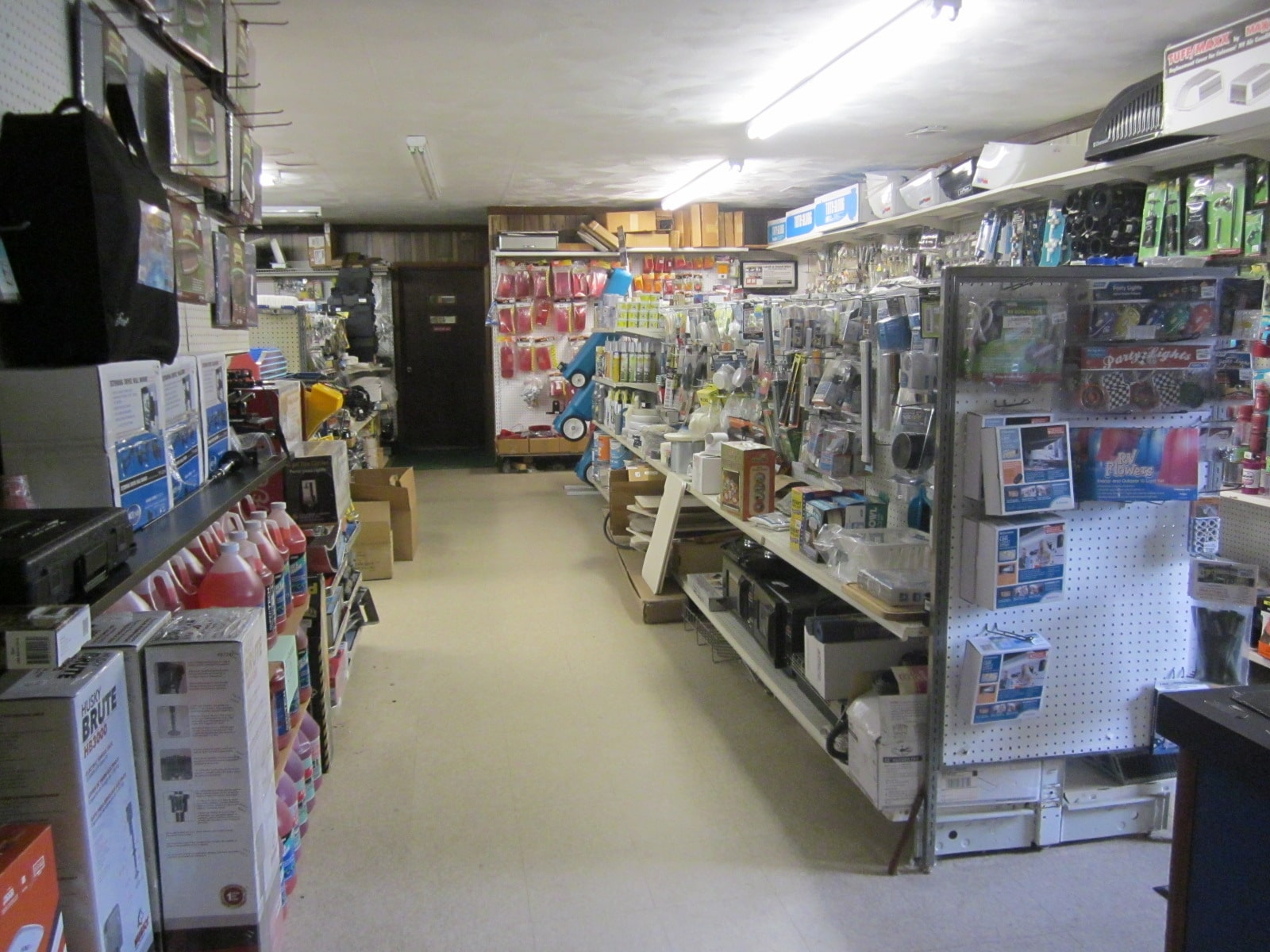Parts an Service Department